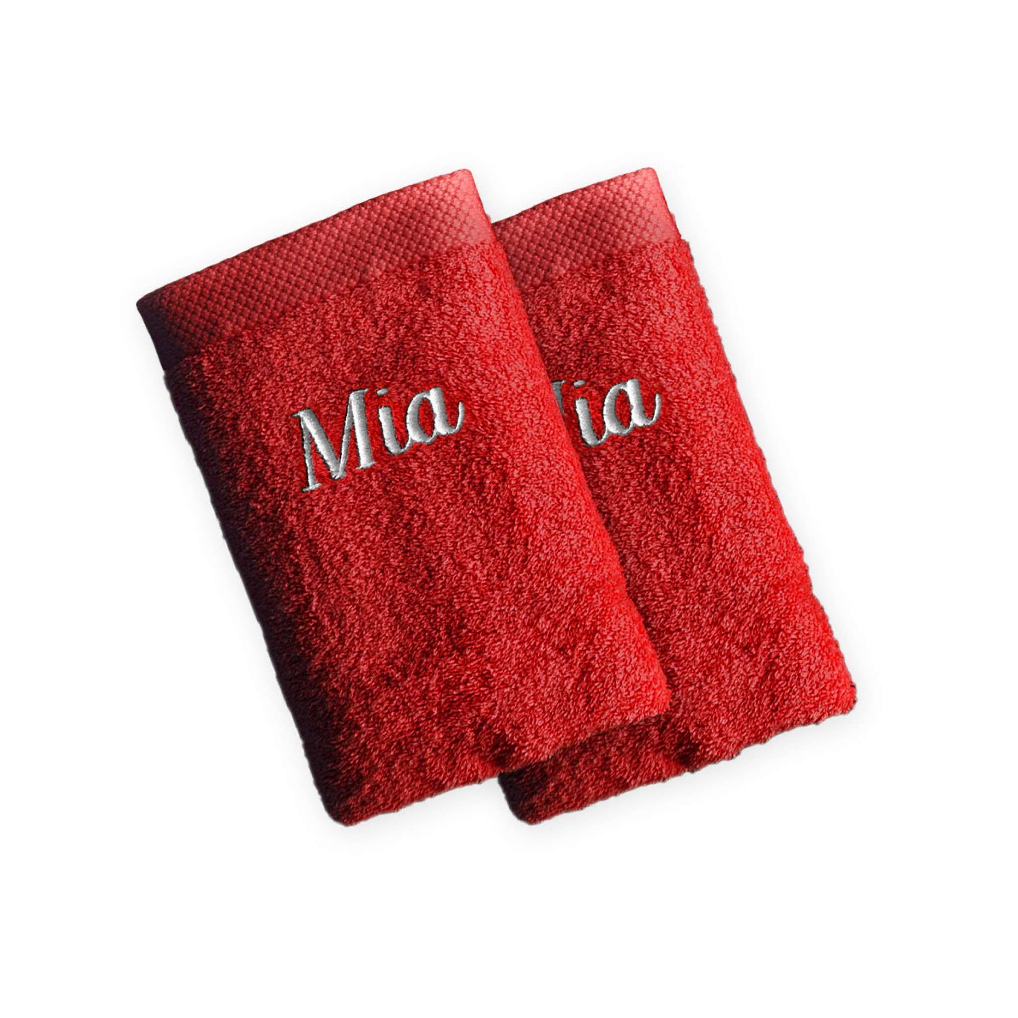 2 Stück Pure exclusive Waschhandschuh