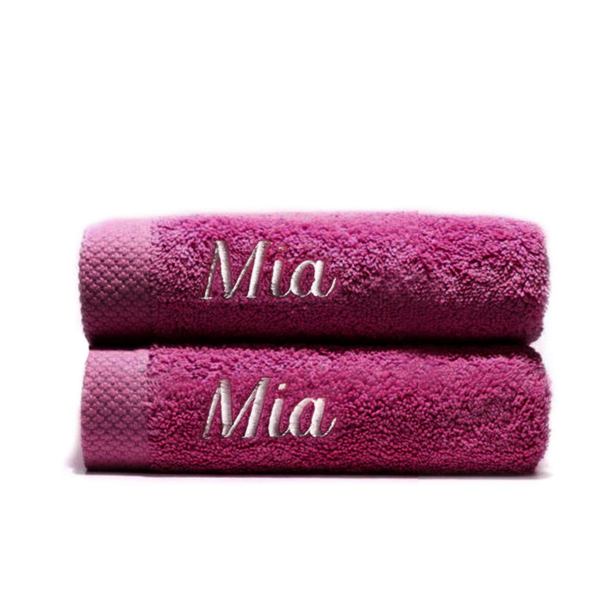 2 Stück Pure exclusive Handtuch