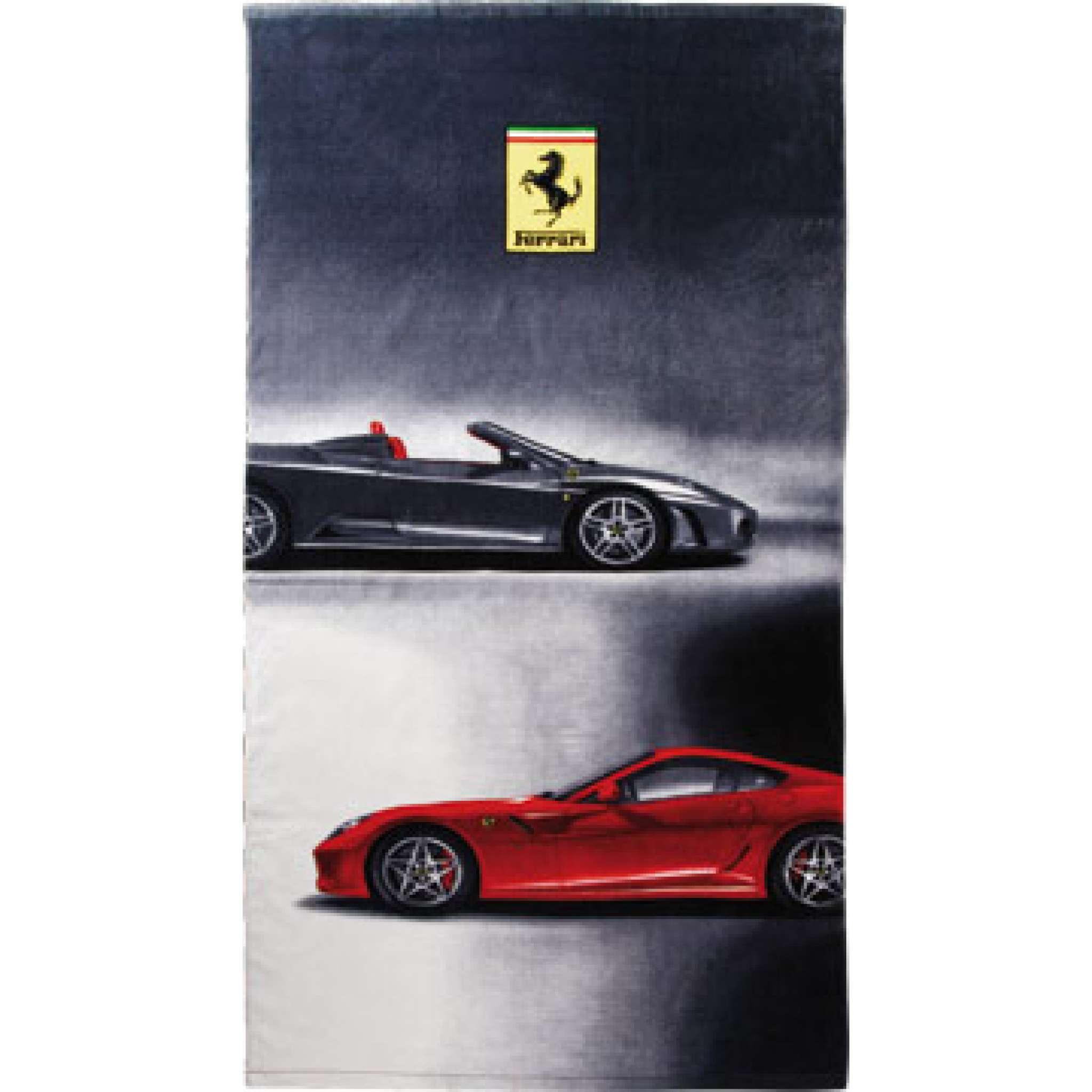 Badehandtuch, Ferrari