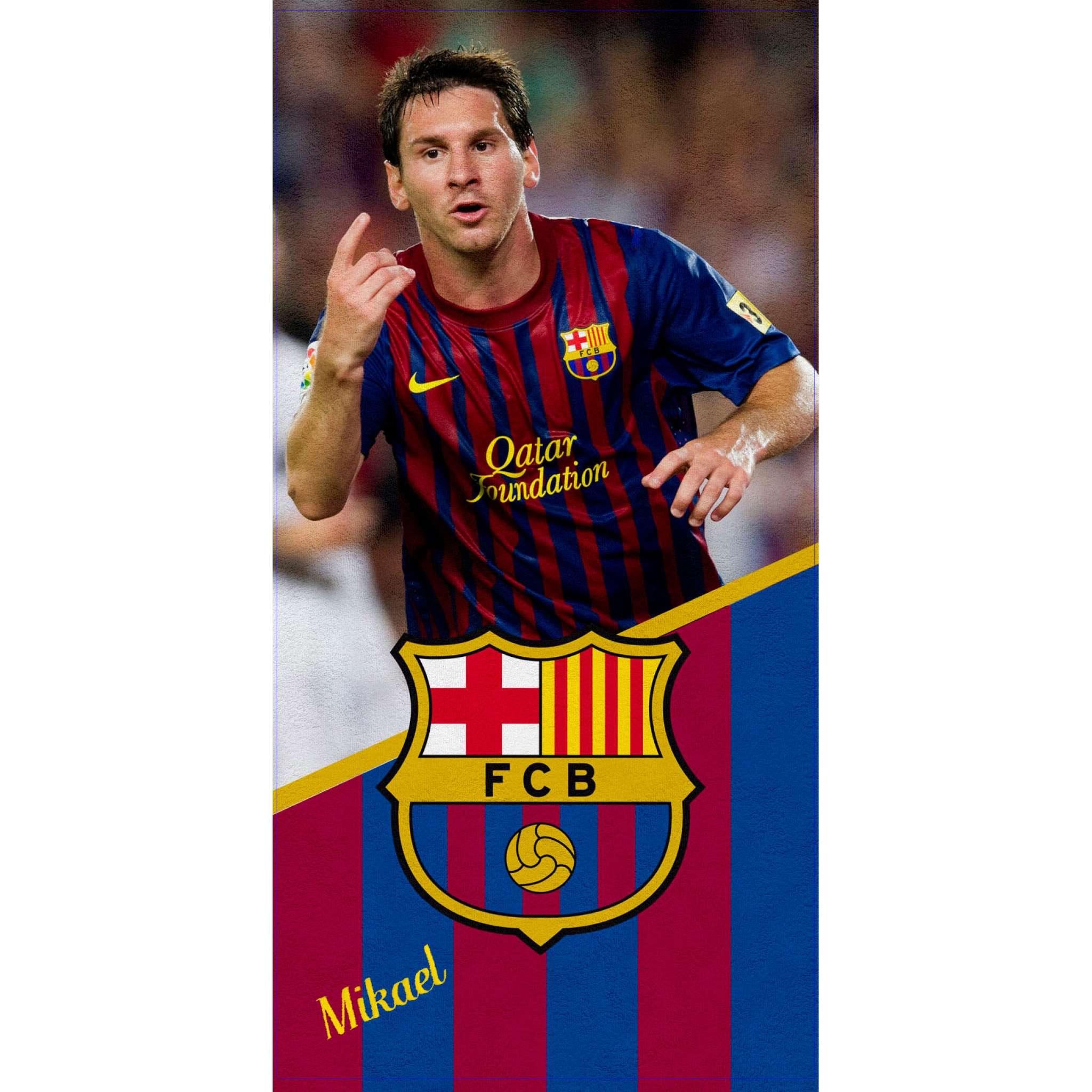 FC Barcelona Handtuch