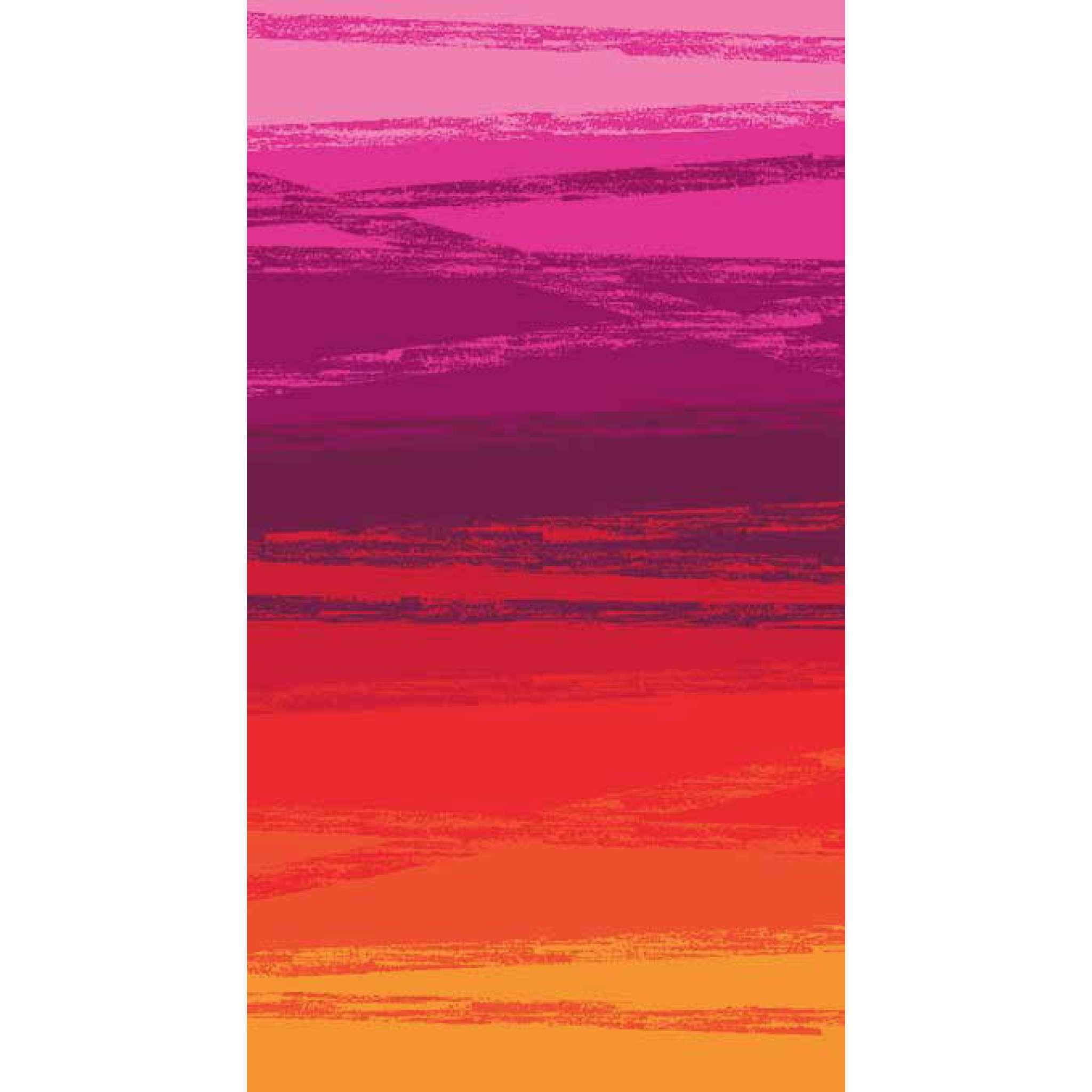 Strandtuch 100x180 Rot