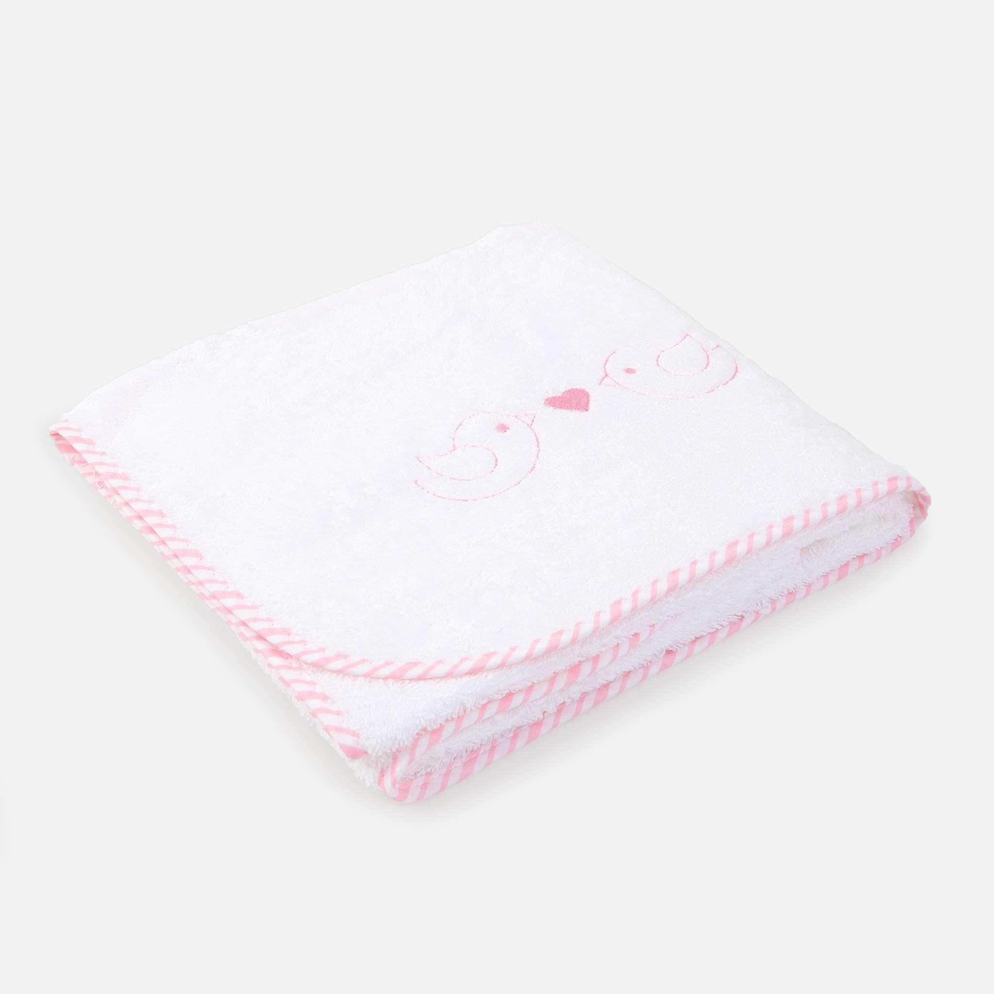 Handtuch 72x72 cm, Ballon Pink