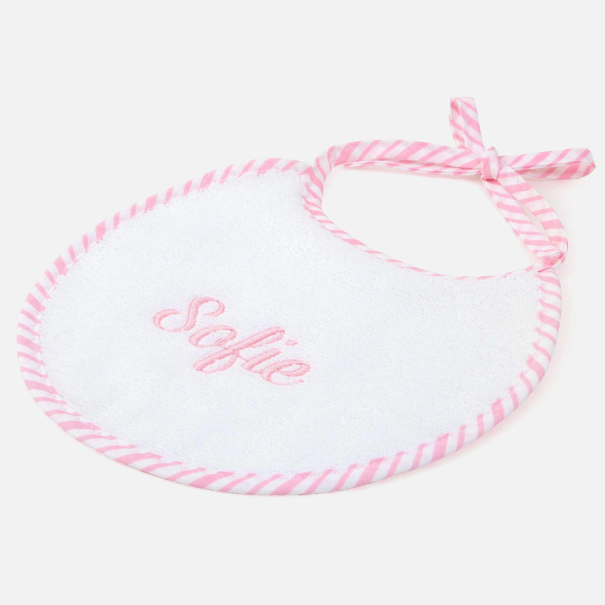 Lätzchen, Ballon Pink