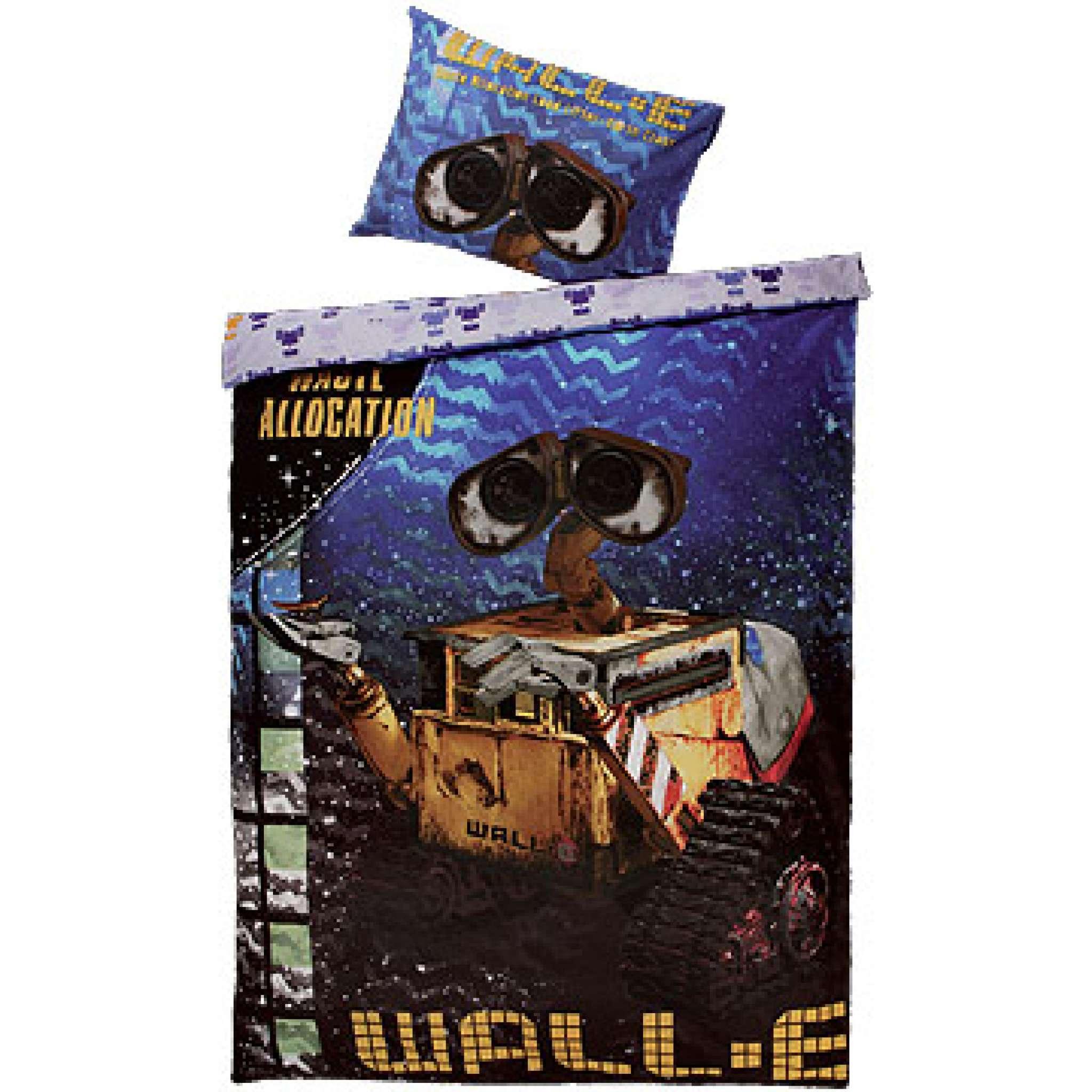 Bettwäsche, Wall-E 140x200 cm