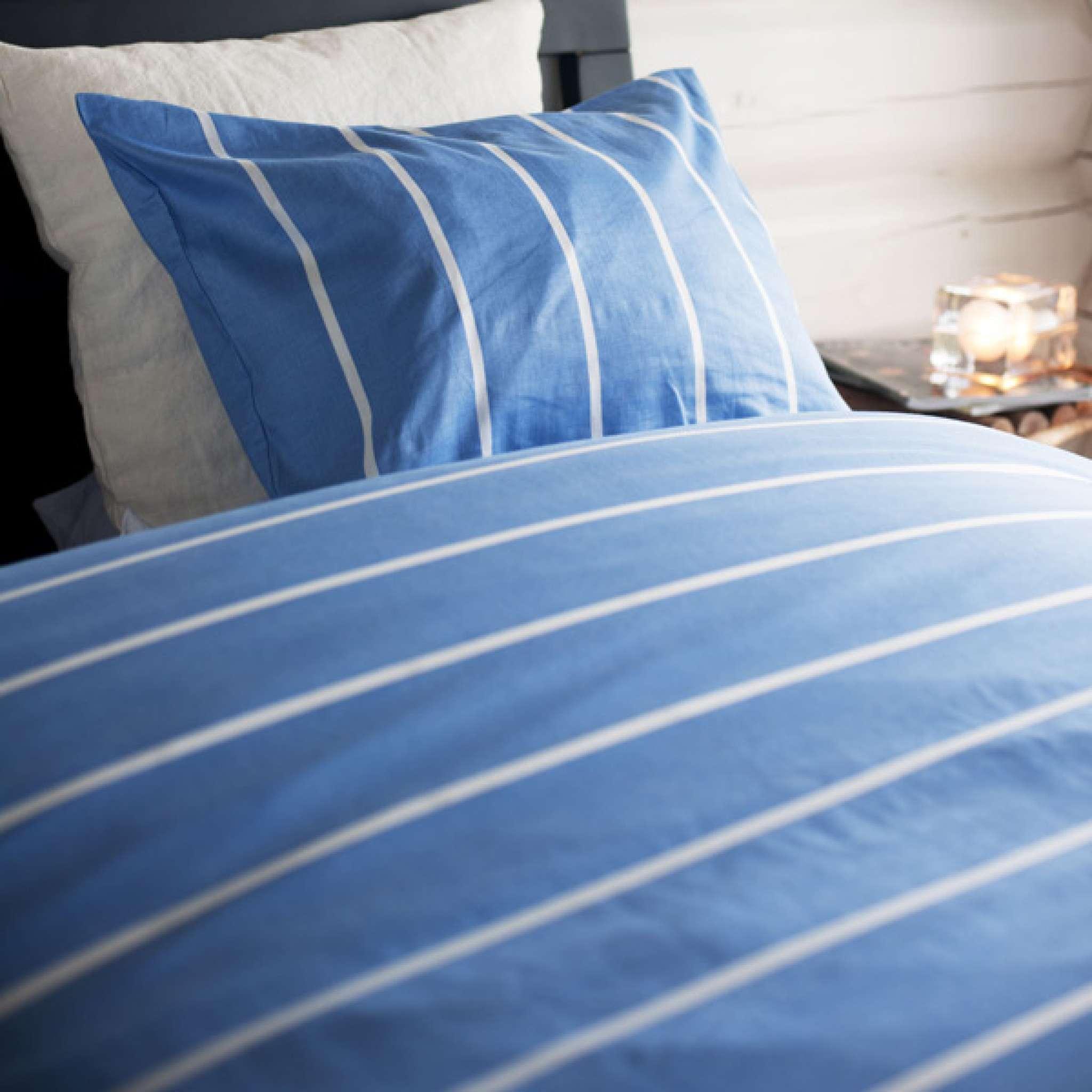 Westport sengesett striper 2-pakk