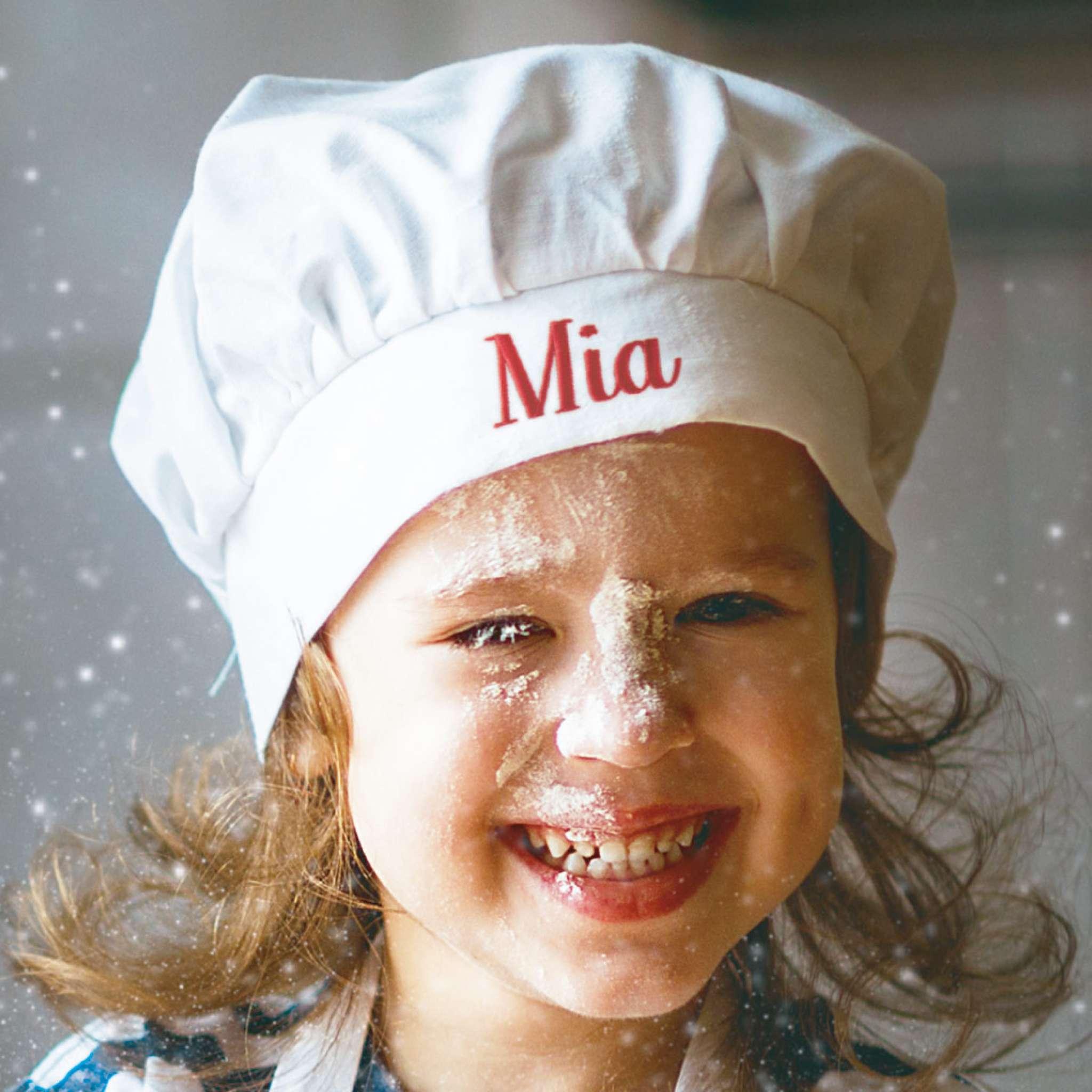 Küchenhut für Kinder