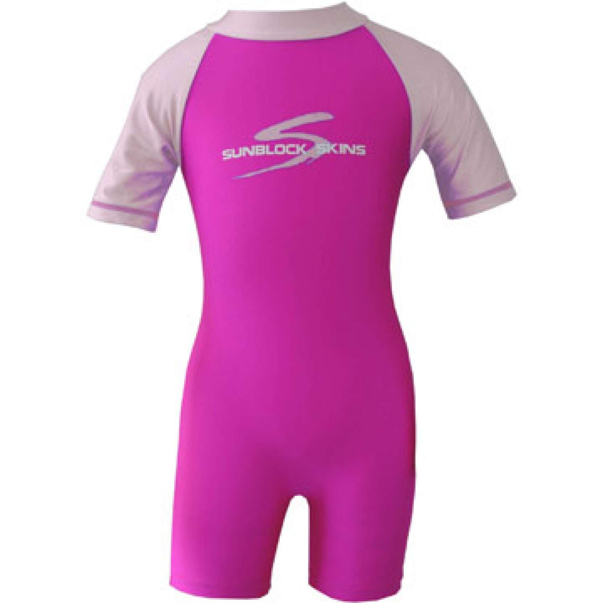 UV-Kleidung Baby 50+ Rosa 0-2 Jahre