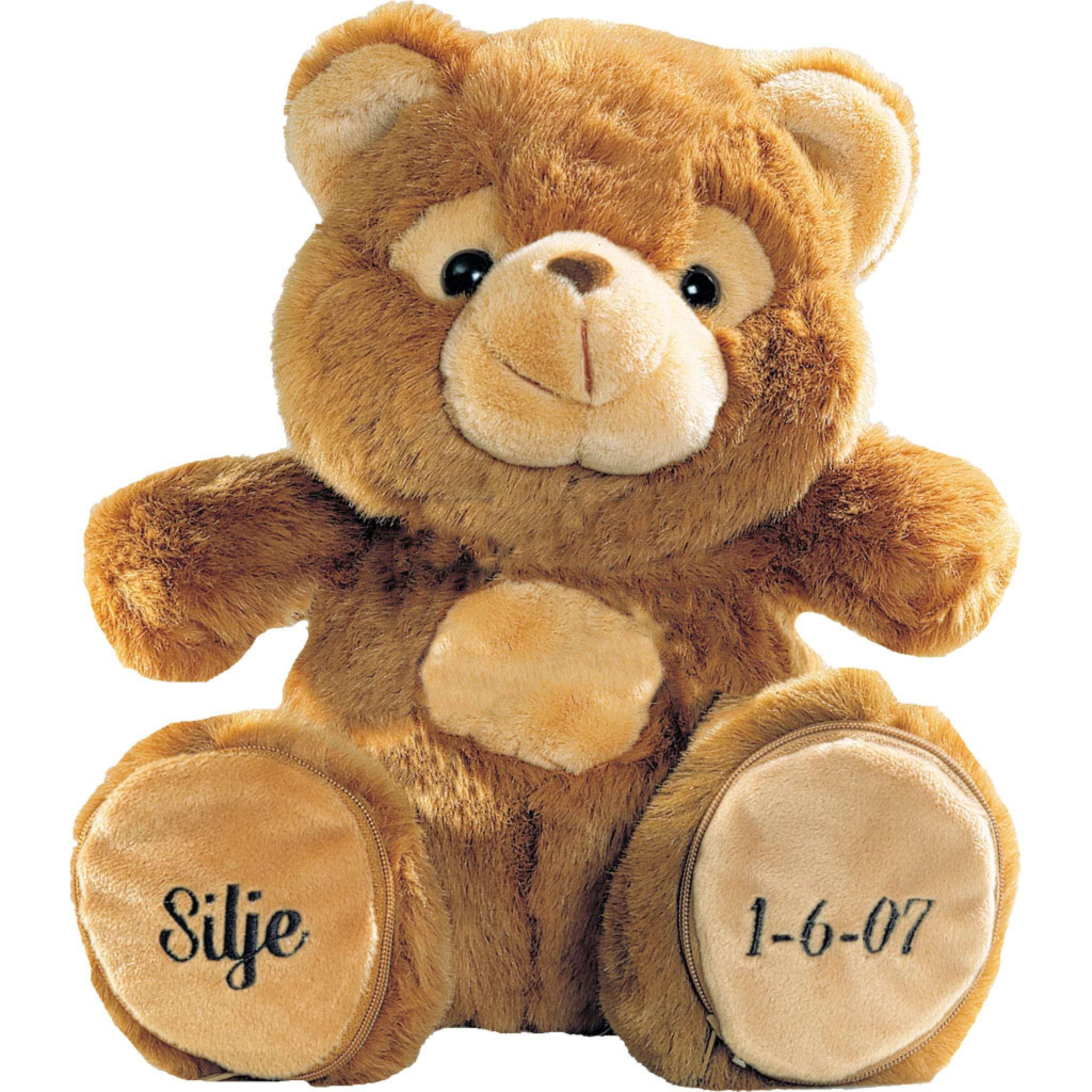 Teddybär, Klassisch
