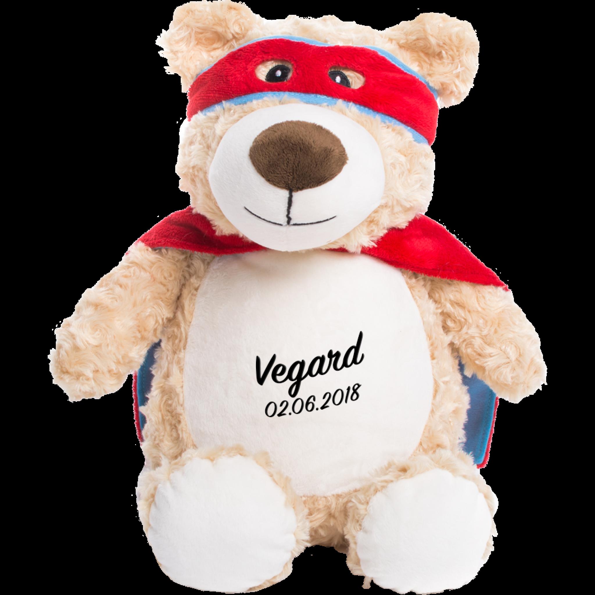 Cubbies Teddybär Held