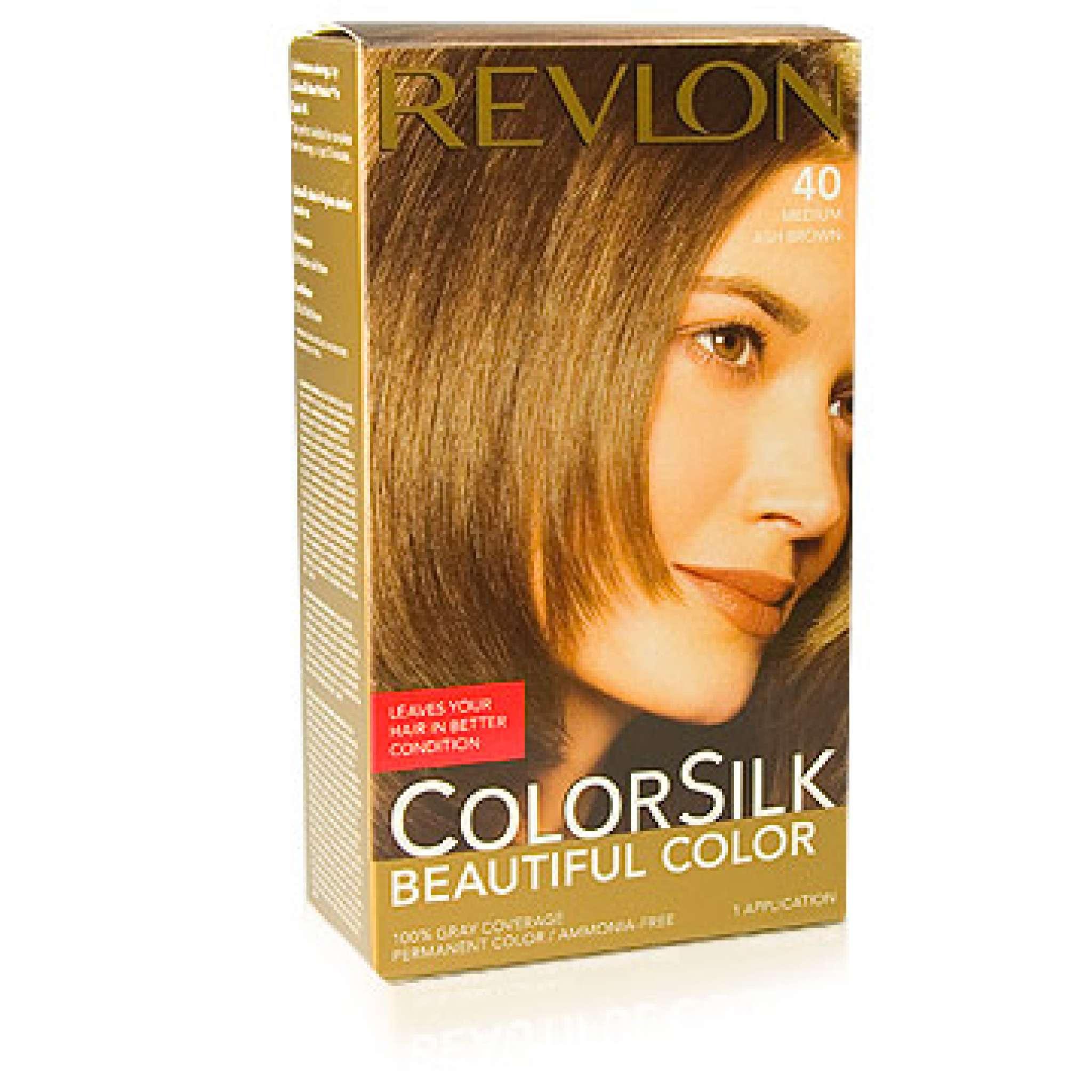 Revlon Colorsilk hårfarge