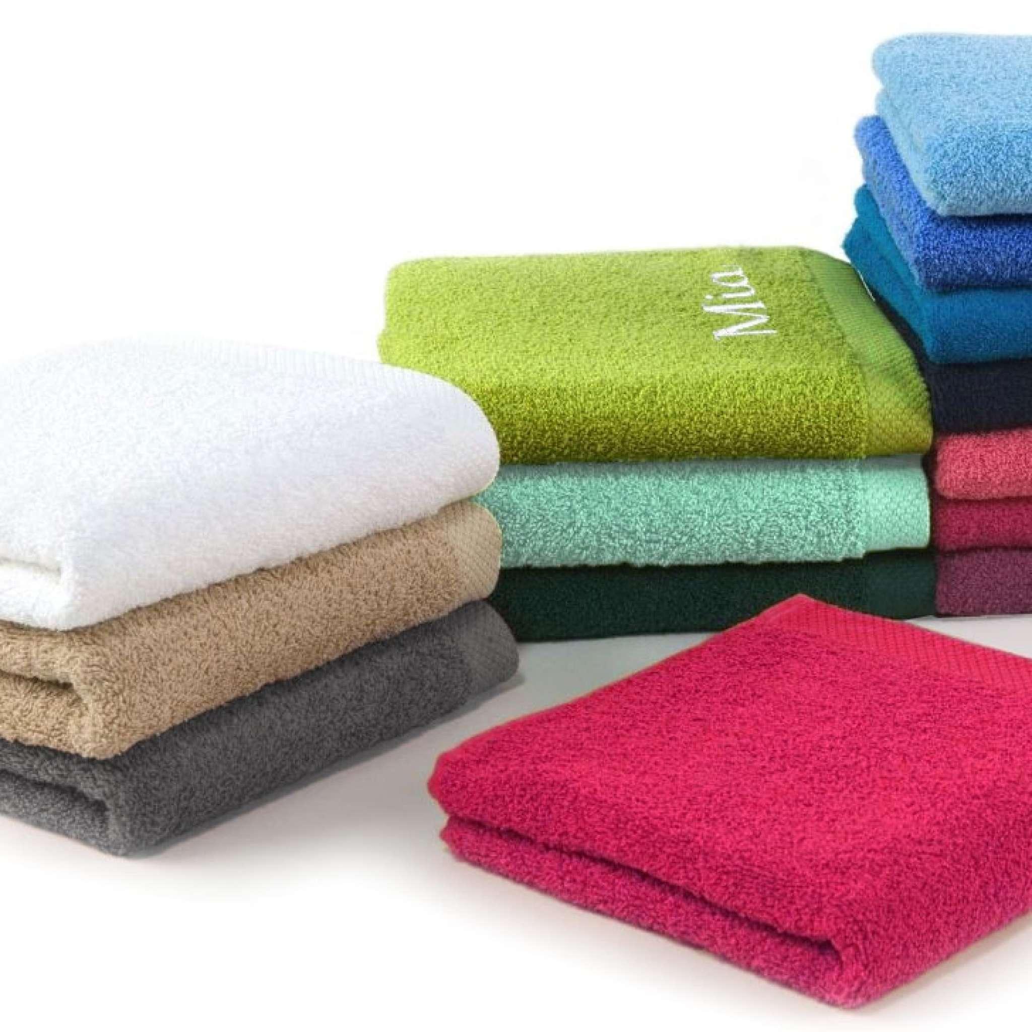 Handtuch mit Namen | Pure exclusive