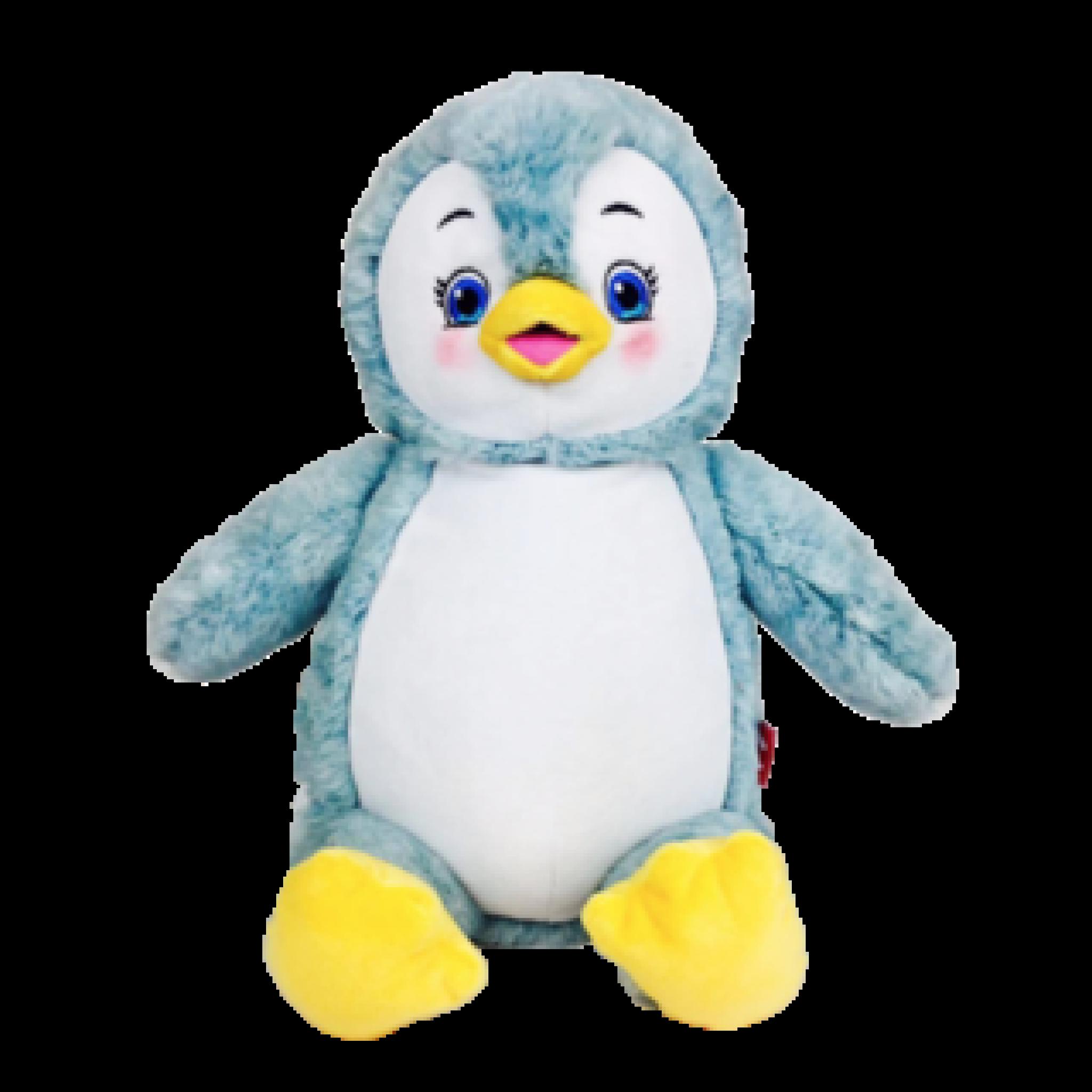 Cubbies Pinguin Signatur
