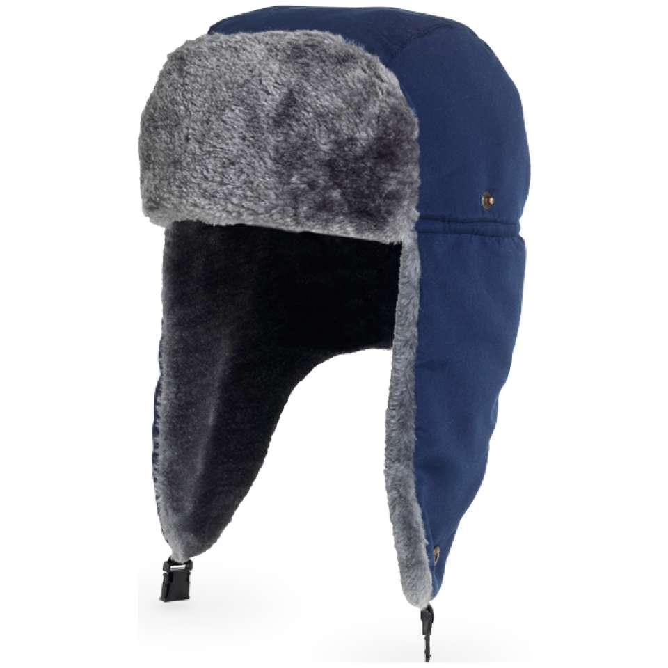 Mütze mit Ohrenklappen