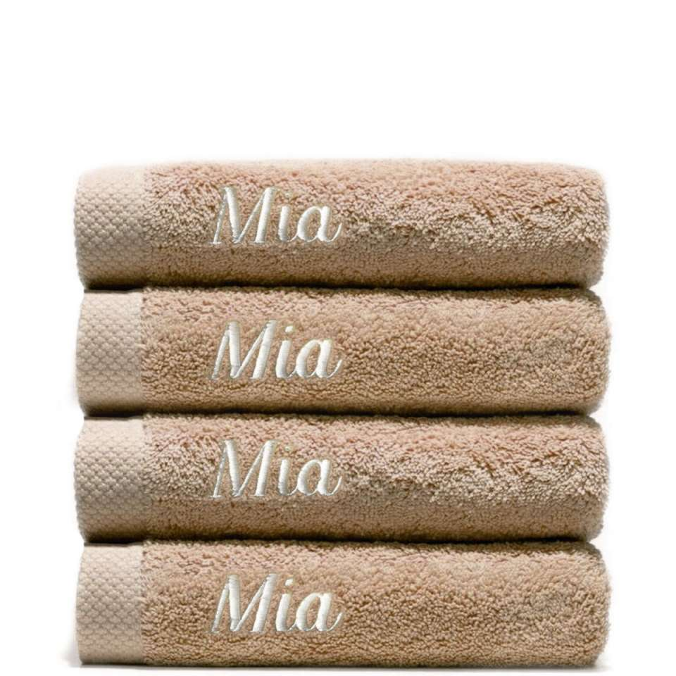 4 Stück Pure exclusive Handtuch