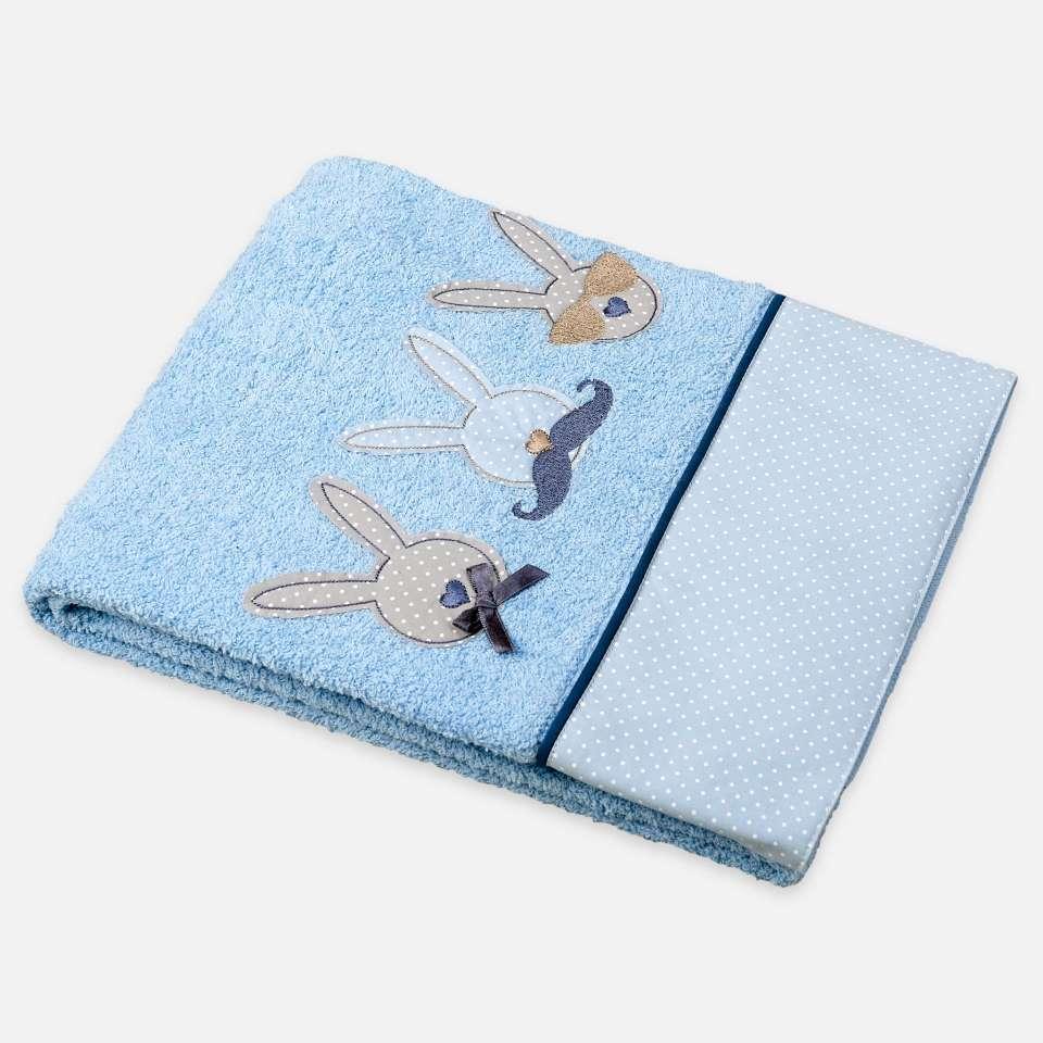 Handtuch Bunnies 50x100 cm