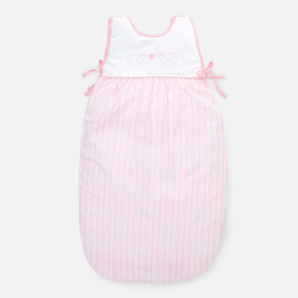 Schlafsack, Ballon Pink