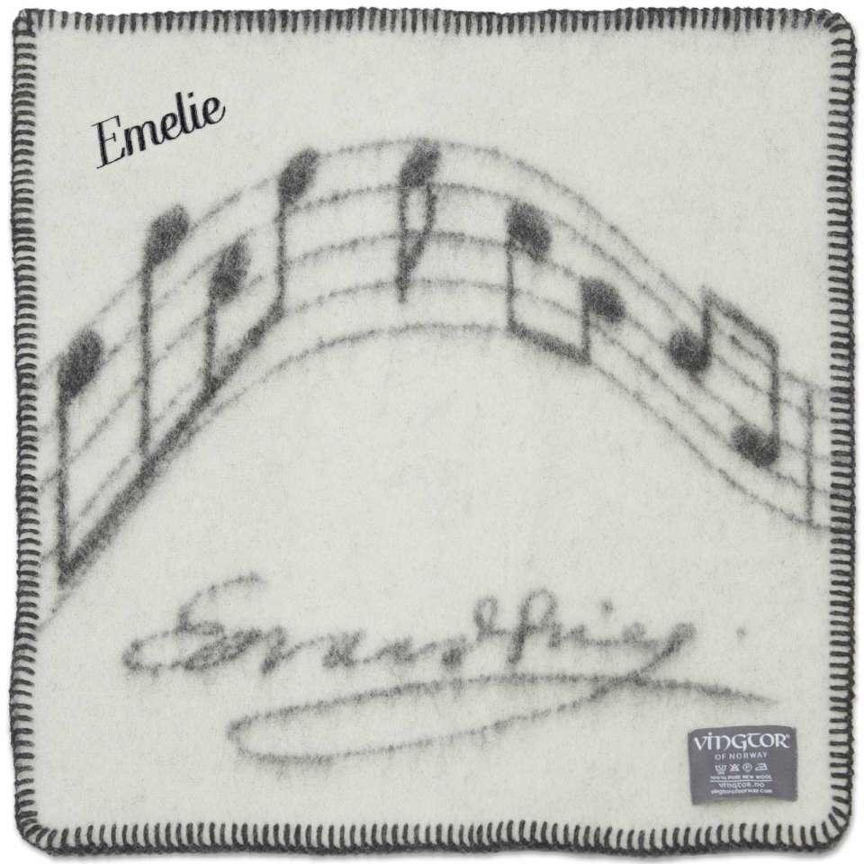 Vingtor Sitzunterlage, Grieg