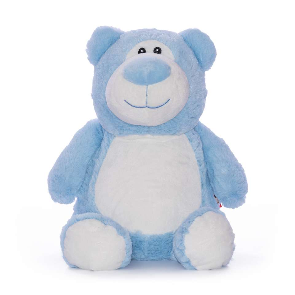 Cubbies Teddy, Hellblau