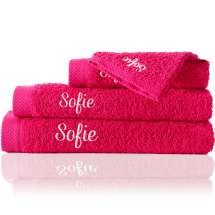 Ein Handtuchset für die perfekte Harmonie im Bad. Das exklusive Geschenk für die Person, die das Jahr füllt.
