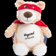Sehr süßes Teddybär Held
